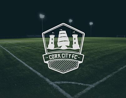 Cork City FC - Branding Re-Design on Behance | 404 x 316 png 155kB