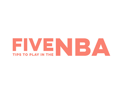 Five Tips To Play In The NBA