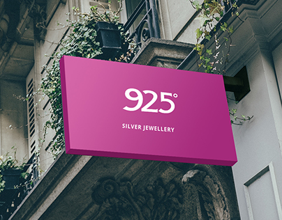 Redesign project for 925 company