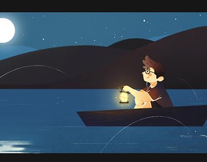 The same moonlight