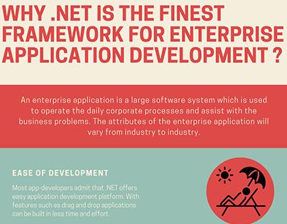 Why Dot NET is the finest framework ?