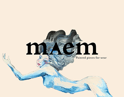 maem– Painted Pieces for Wear