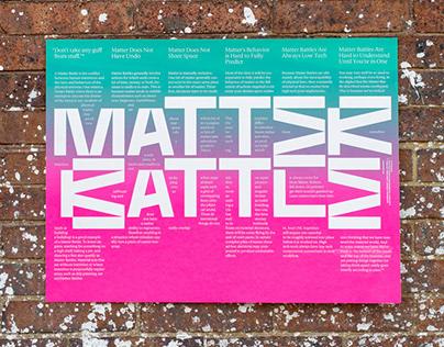 Matter Battle