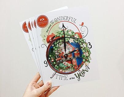 Heaven Sends / Clock Campaign Booklet