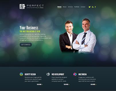 Perfect Enterprize New Design