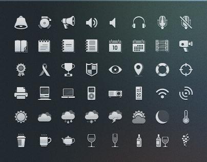 APP-BITS Tab Bar Icons