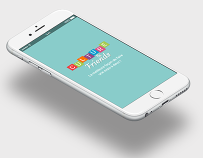 Culture & Friends (mobile app)