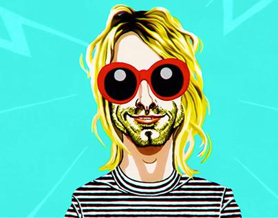 MTV: Arresting Nirvana - Animated Short