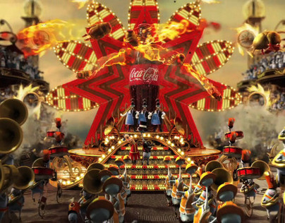WORLD OF COKE: THE GREAT HAPPYFICATION