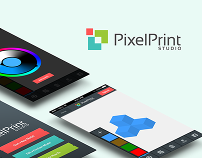 PixelPrint for iOS