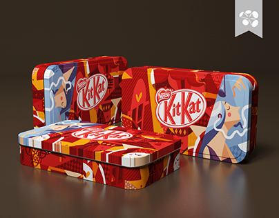 Kit Kat Nestle - Break Edition