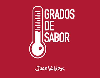 Juan Valdez Café - Grados de sabor