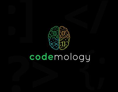 Codemology Logo Design