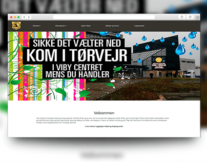 Viby Center (School Project)