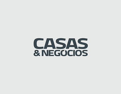 Logotipo Casas&Negócios