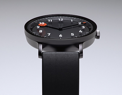 Second Surface Watch