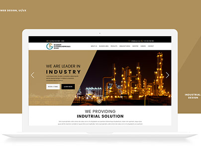 UX/UI Design For Industrial Sector