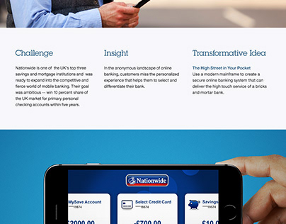 Case Study:  Nationwide UK