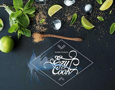 Ezycook Logo & Packaging Design, Hyderabad