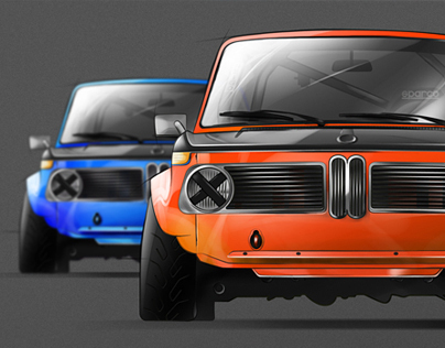 BMW Turbo 2002