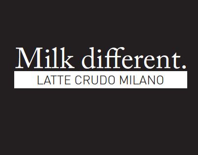 Milk Different!