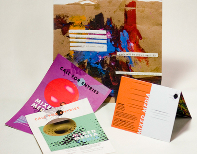 Mixed Media Gallery Campaign