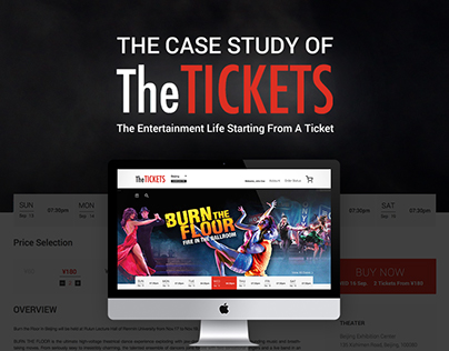 The Case Study Of The Tickets Website