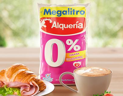 ALQUERIA 0% GRASA