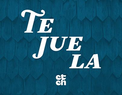 Tejuela