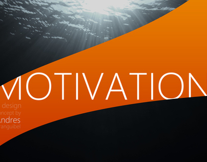 Motivation - An Ongoing Series