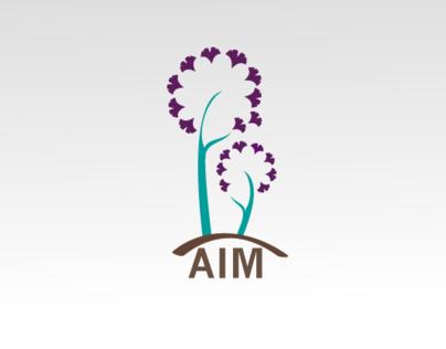 AIM WEBSITE AND BRANDING