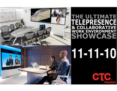 TelePresence CWE Showcase