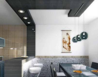 Djokić residence interior design