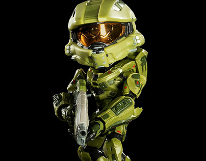 Halo Master Chief for J!NX