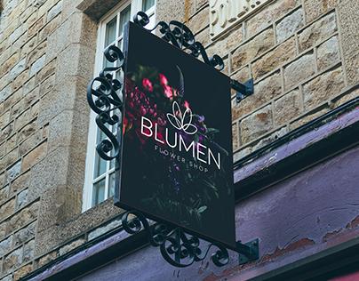 BLUMEN flower shop