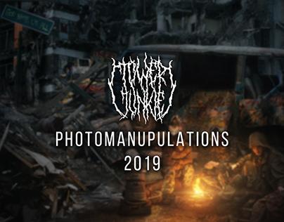 Photomanipulations 2019