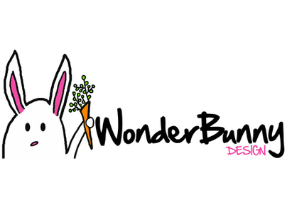 WonderBunny Logo Design