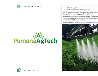 Pomona AgTech - Social Media