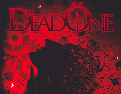 "DEADÖNE ""Hatred & Love"" CD artwork"