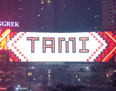 Taman Anggrek Intelligent Billboard