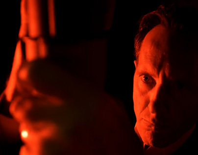The Chemists music video with Richard E Grant.