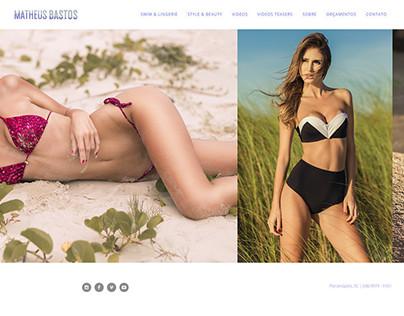 Matheus Bastos Photography Site