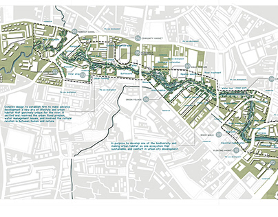 Resilience Landscape Infrastructure Masterplan