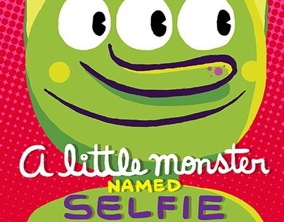 A little monster named Selfie
