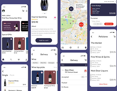 liquor Delivery App Solution