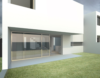 2014 | tre  case giardino sigirino