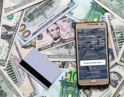 Mobile App for Currency Trader