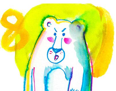 lustraciones para cuentos para el confinamiento