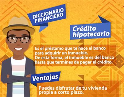 Diccionario Financiero - Itau
