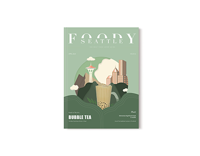 Foody Seattle Magazine